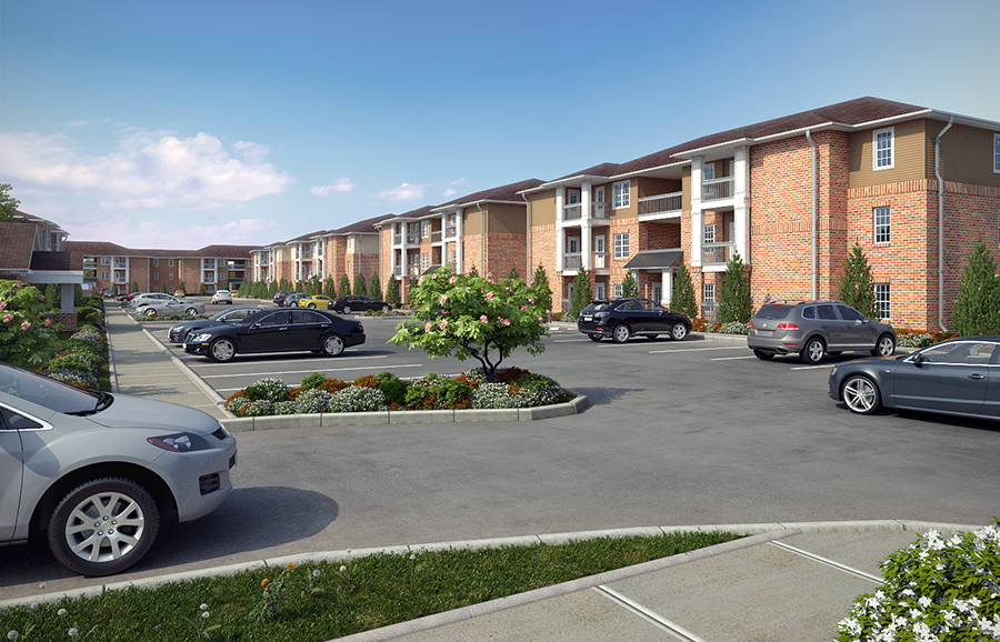 Project Image of Cape's Landing Apartments