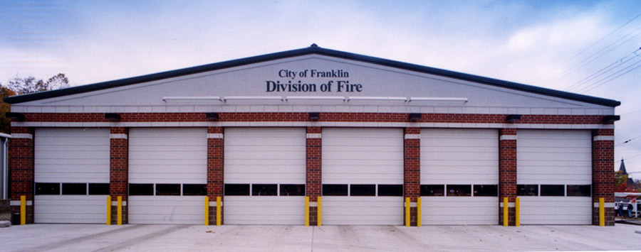 Project Image of City of Franklin – Division of Fire