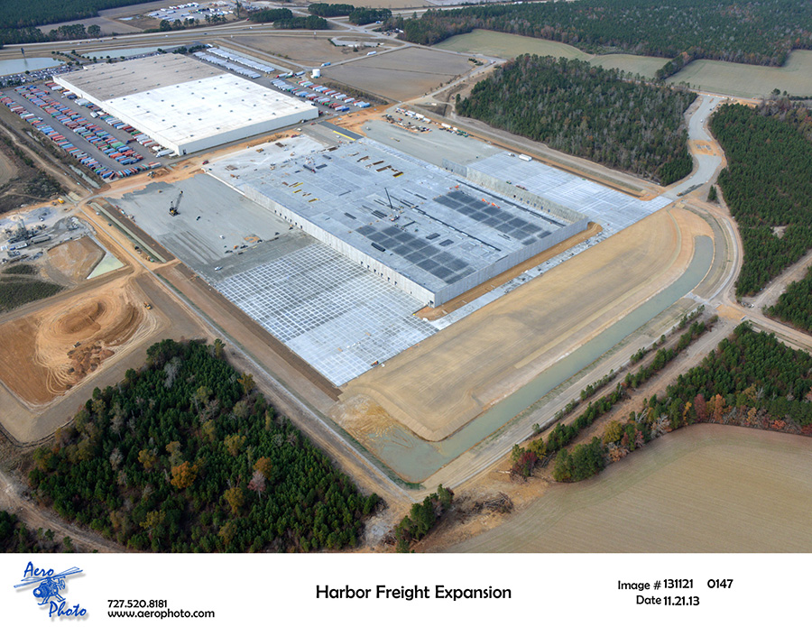Project Image of Harbor Freight Tools