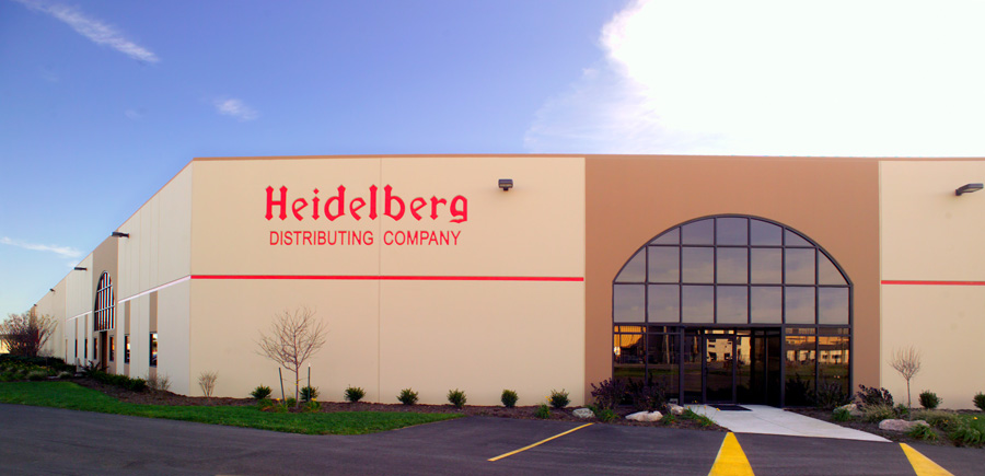 Project Image of Heidelberg Distributing Co.
