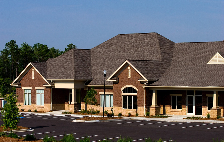 Project Image of Highland Center