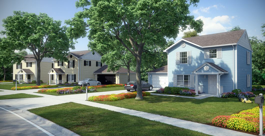 Project Image of South Saginaw Homes