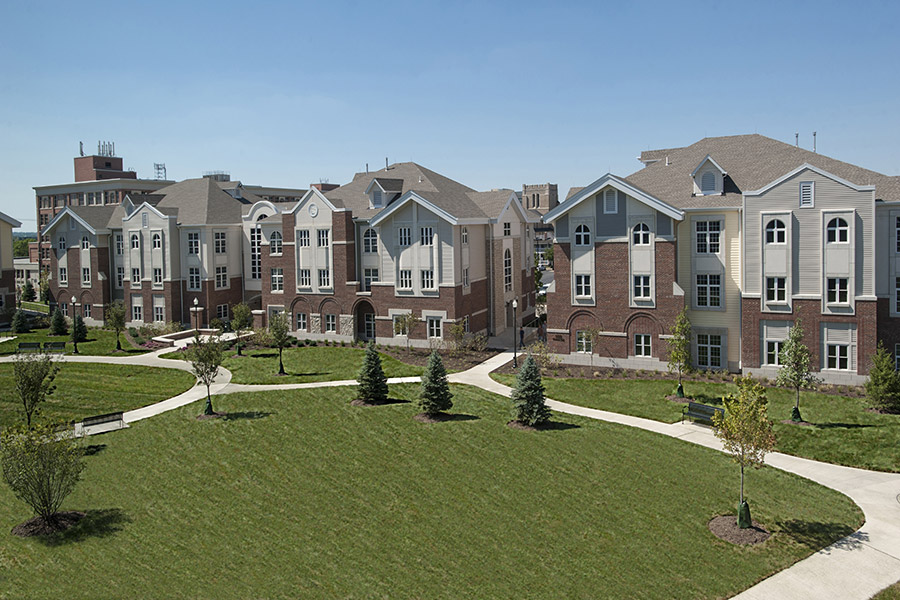 Project Image of University of Dayton Caldwell Street