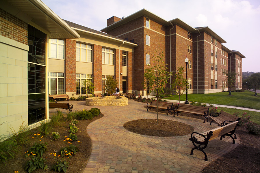 Project Image of UD Marianist Hall