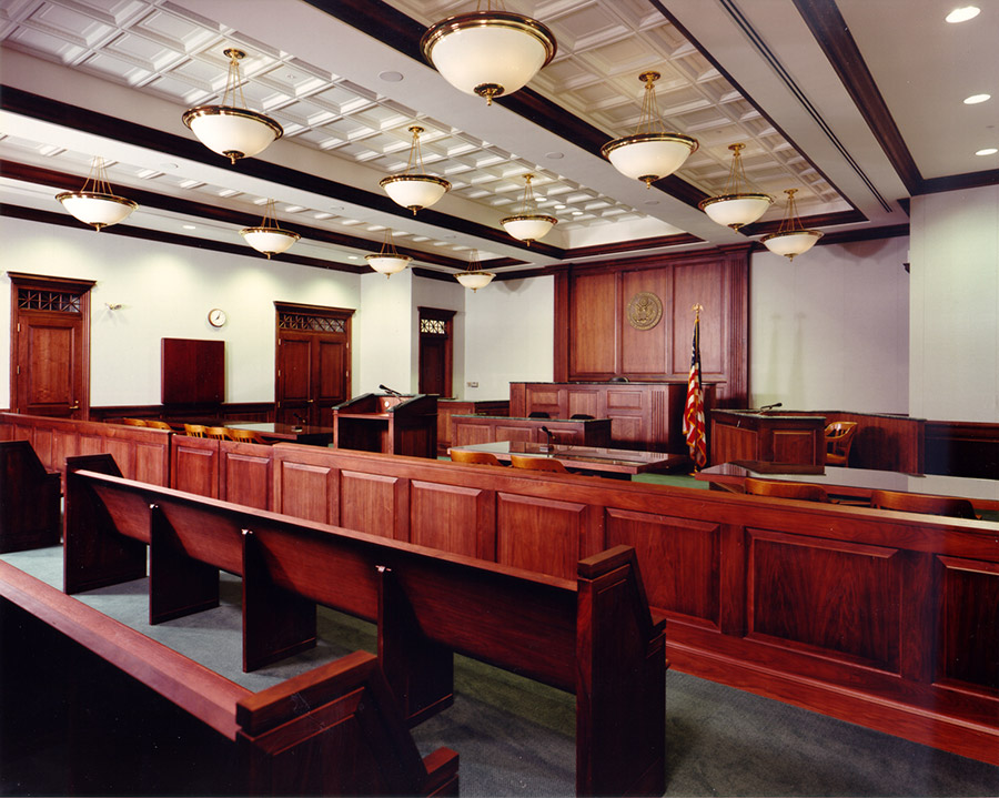 Project Image of US Bankruptcy Court