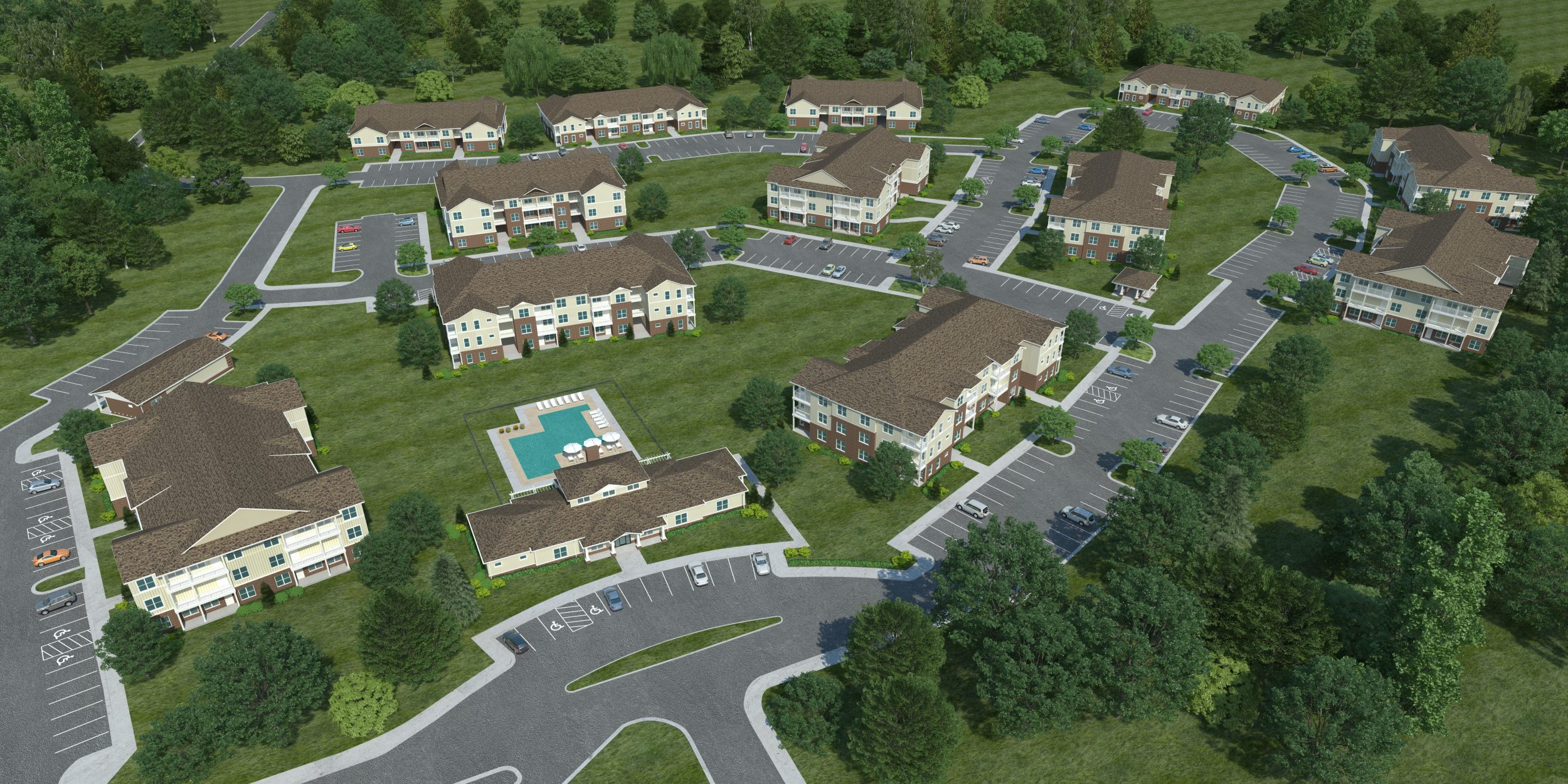 Project Image of Gardens at Harvest Point – Affordable Multifamily Apartments