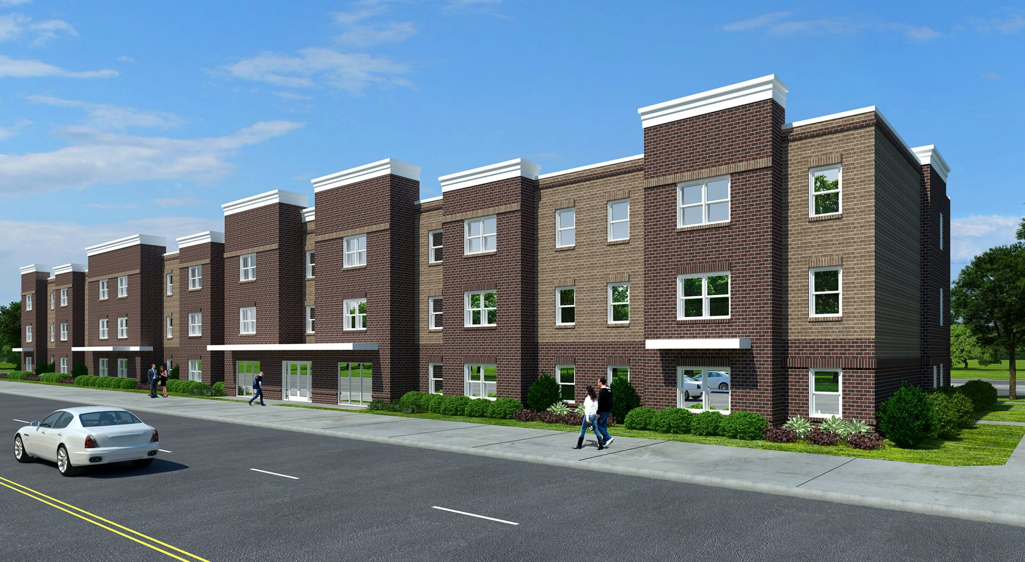 Project Image of Keokuk Senior Lofts – Senior Living