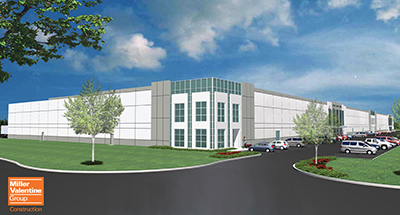 Project Image of Midway Logistics II – Industrial
