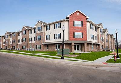 Project Image of Newton Place Apartments – Senior Living