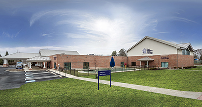 Project Image of United Rehabilitation Services