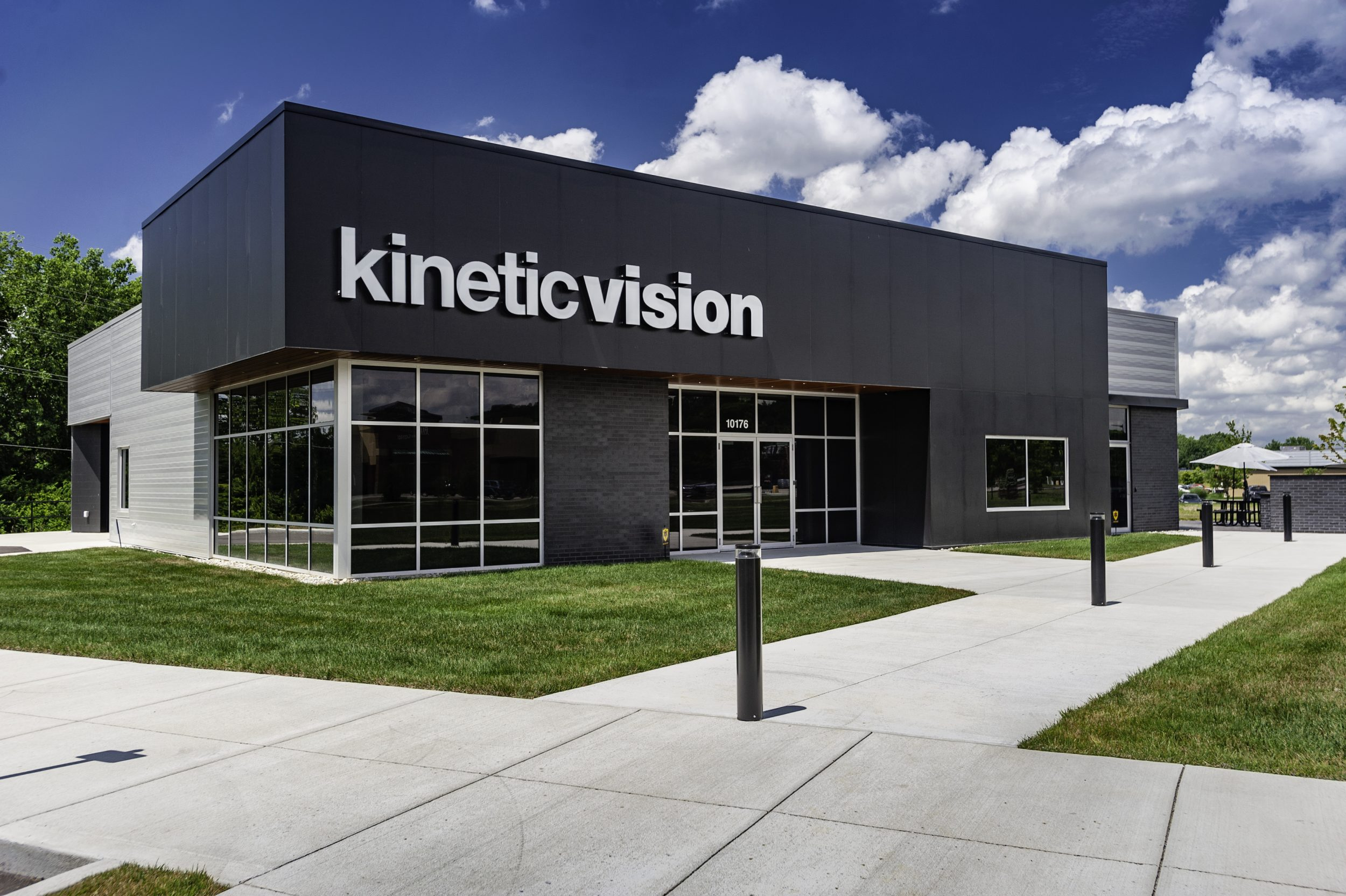Project Image of Kinetic Vision