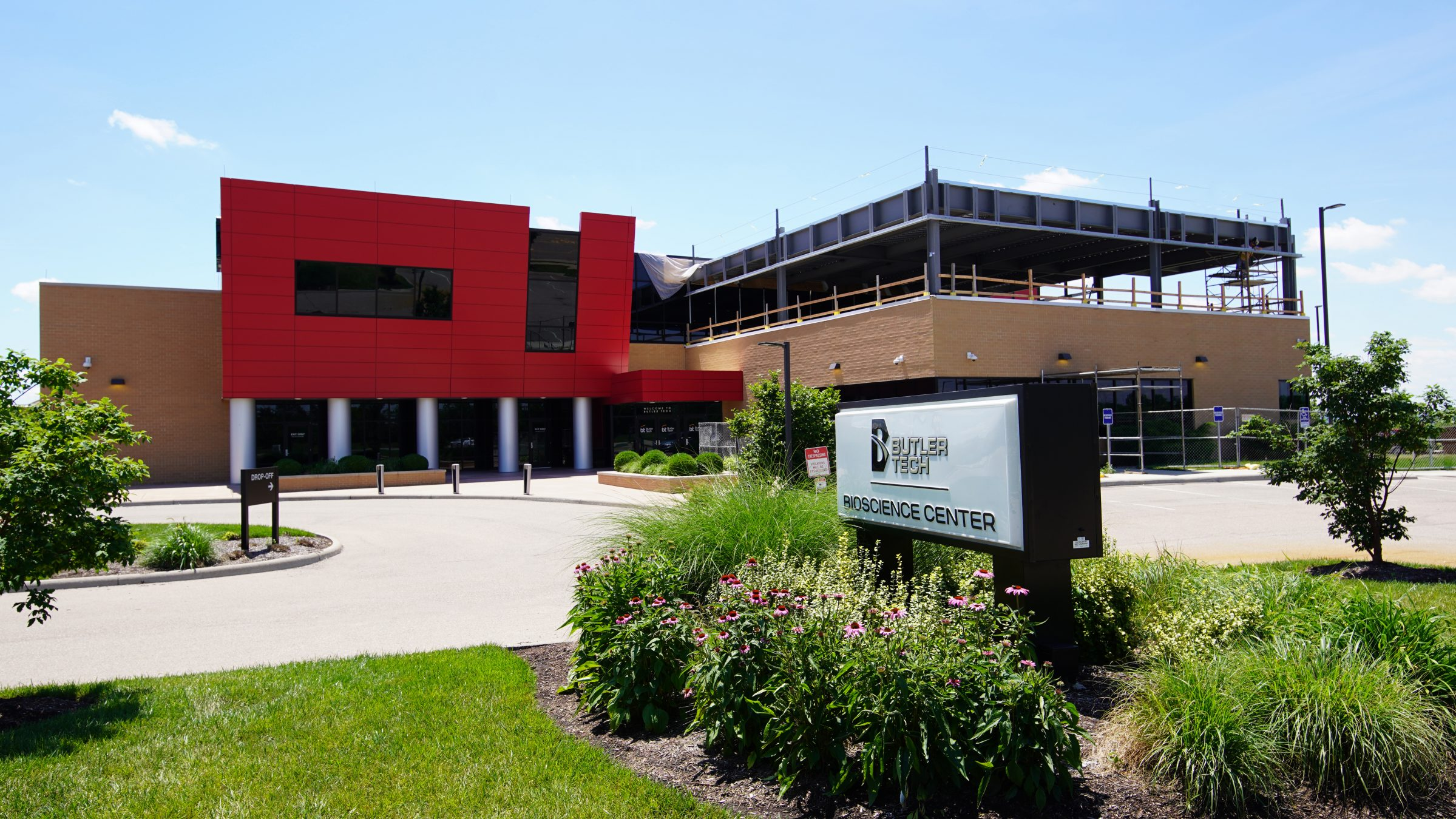 Project Image of Butler Tech Bioscience Expansion