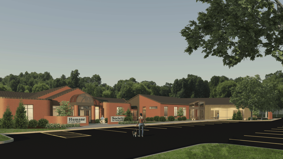 Project Image of Humane Society of Greater Dayton